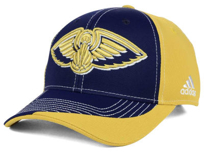 New Orleans Pelicans adidas NBA Dribble Series Adjustable Cap