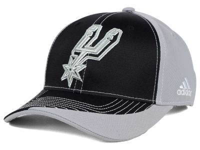 San Antonio Spurs adidas NBA Dribble Series Adjustable Cap