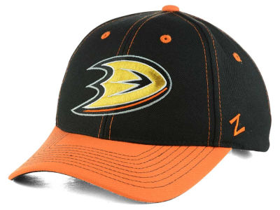 Anaheim Ducks Zephyr NHL Staple Adjustable Hat