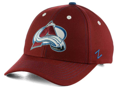 Colorado Avalanche Zephyr NHL Staple Adjustable Hat