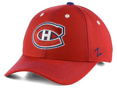 Montreal Canadiens Zephyr NHL Staple Adjustable Hat