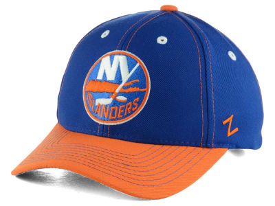 New York Islanders Zephyr NHL Staple Adjustable Hat