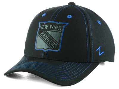 New York Rangers Zephyr NHL Staple Adjustable Hat