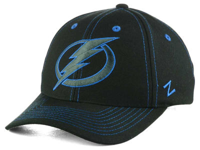 Tampa Bay Lightning Zephyr NHL Staple Adjustable Hat