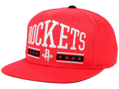 Houston Rockets adidas NBA Stars Snapback Cap