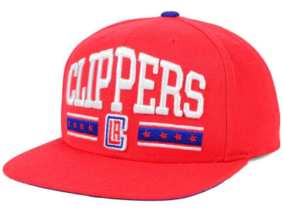 Los Angeles Clippers adidas NBA Stars Snapback Cap