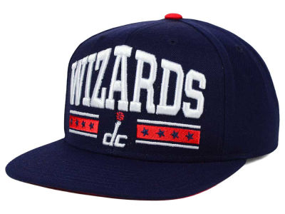 Washington Wizards adidas NBA Stars Snapback Cap