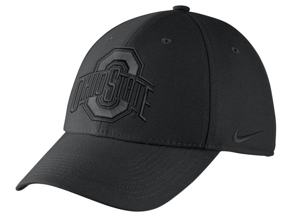 Ohio State Buckeyes Nike NCAA Classic Swoosh Cap 052f6001b9e