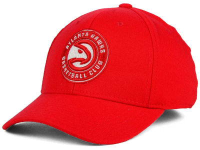 Atlanta Hawks adidas NBA Structured Basic Flex Cap