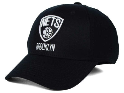 Brooklyn Nets adidas NBA Structured Basic Flex Cap