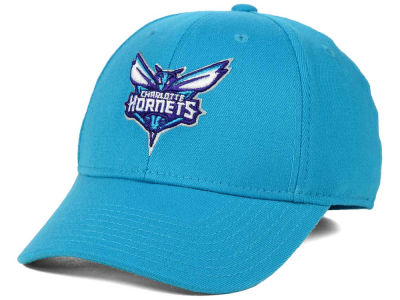 Charlotte Hornets adidas NBA Structured Basic Flex Cap