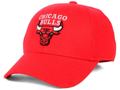Chicago Bulls adidas NBA Structured Basic Flex Cap