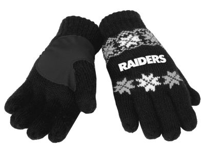 Oakland Raiders Lodge Glove