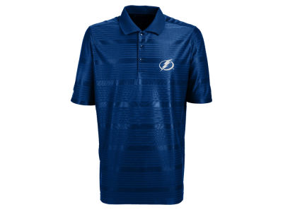 Tampa Bay Lightning NHL Men's Illusion Dry Polo Shirt