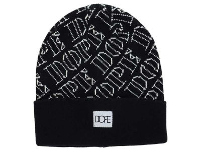 Dope Fight the Power Beanie Knit