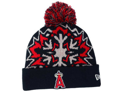 Los Angeles Angels New Era MLB Glowflake 2.0 Knit