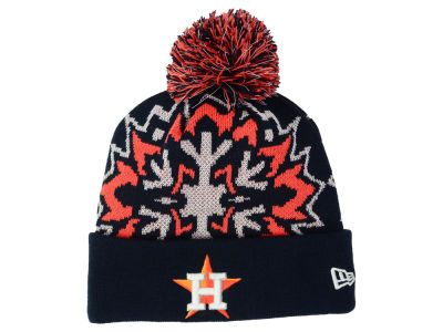Houston Astros New Era MLB Glowflake 2.0 Knit