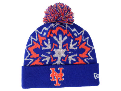 New York Mets New Era MLB Glowflake 2.0 Knit