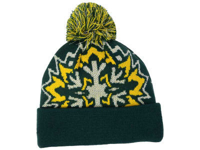 Oakland Athletics New Era MLB Glowflake 2.0 Knit