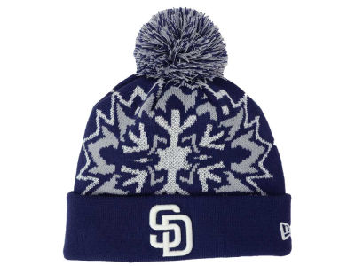 San Diego Padres New Era MLB Glowflake 2.0 Knit