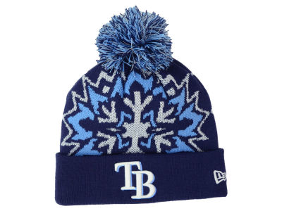 Tampa Bay Rays New Era MLB Glowflake 2.0 Knit