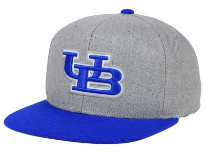 Buffalo Bulls adidas NCAA Stacked Box Snapback Cap
