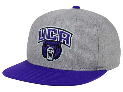 Central Arkansas adidas NCAA Stacked Box Snapback Cap