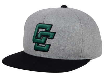 Coastal Carolina Chanticleers adidas NCAA Stacked Box Snapback Cap
