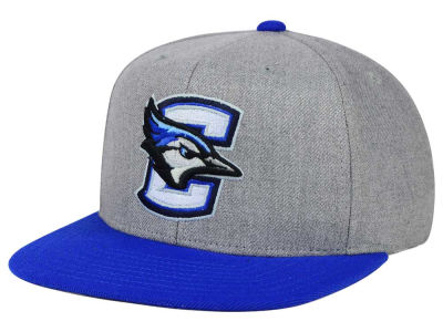 Creighton Blue Jays adidas NCAA Stacked Box Snapback Cap