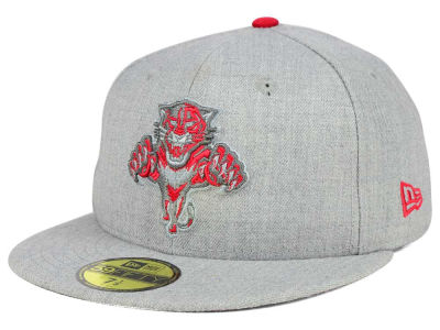 Florida Panthers New Era NHL Heather League Basic 59FIFTY Cap