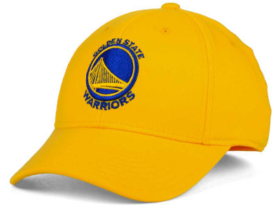 Golden State Warriors adidas NBA Structured Basic Flex Cap