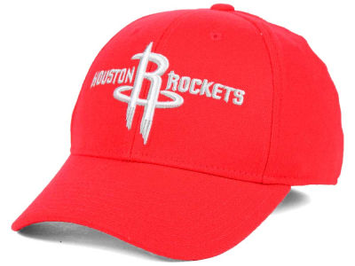Houston Rockets adidas NBA Structured Basic Flex Cap