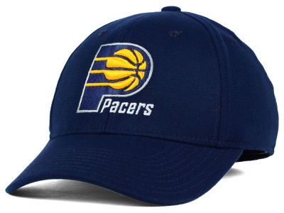 Indiana Pacers adidas NBA Structured Basic Flex Cap