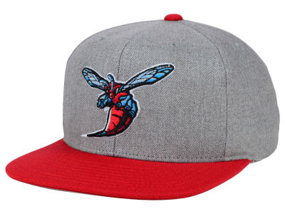 Delaware State Hornets adidas NCAA Stacked Box Snapback Cap