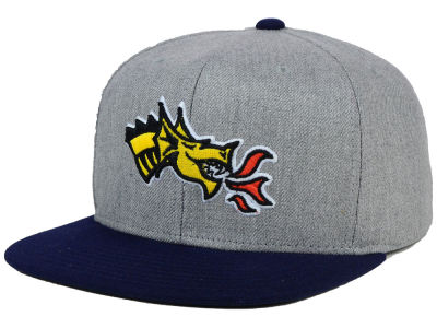 Drexel Dragon adidas NCAA Stacked Box Snapback Cap