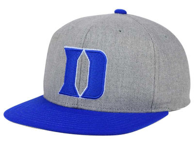 Duke Blue Devils adidas NCAA Stacked Box Snapback Cap