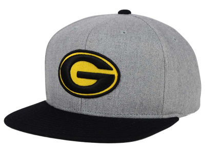 Grambling Tigers adidas NCAA Stacked Box Snapback Cap