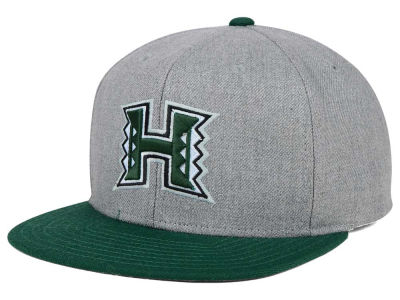 Hawaii Warriors adidas NCAA Stacked Box Snapback Cap