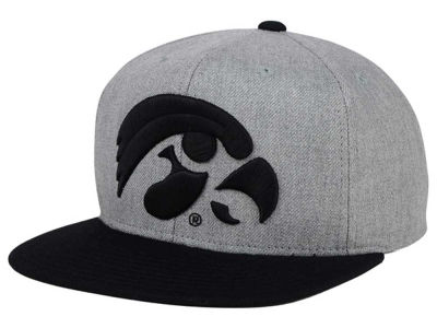 Iowa Hawkeyes adidas NCAA Stacked Box Snapback Cap