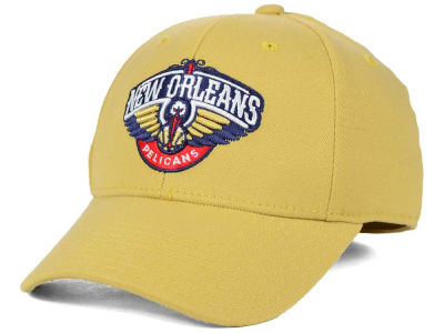 New Orleans Pelicans adidas NBA Structured Basic Flex Cap