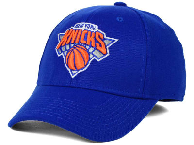 New York Knicks adidas NBA Structured Basic Flex Cap