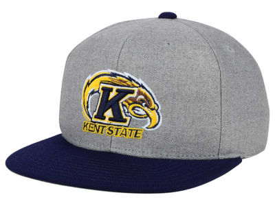 Kent State Golden Flashes adidas NCAA Stacked Box Snapback Cap