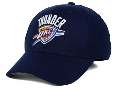 Oklahoma City Thunder adidas NBA Structured Basic Flex Cap