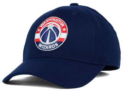 Washington Wizards adidas NBA Structured Basic Flex Cap