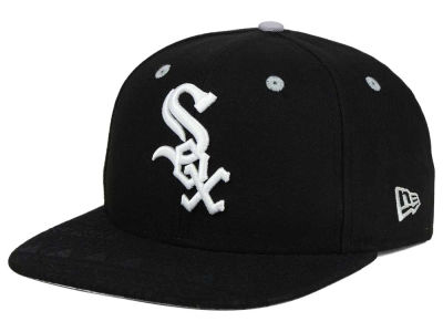 Chicago White Sox New Era MLB Tribal Tone 9FIFTY Snapback Cap