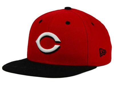 Cincinnati Reds New Era MLB Tribal Tone 9FIFTY Snapback Cap