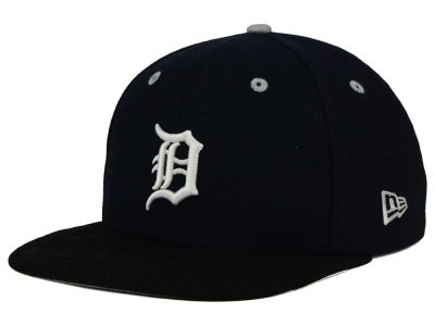 Detroit Tigers New Era MLB Tribal Tone 9FIFTY Snapback Cap