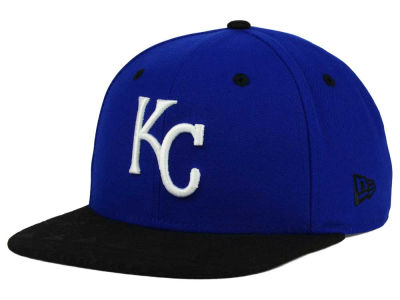 Kansas City Royals New Era MLB Tribal Tone 9FIFTY Snapback Cap
