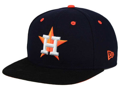 Houston Astros New Era MLB Tribal Tone 9FIFTY Snapback Cap