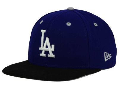 Los Angeles Dodgers New Era MLB Tribal Tone 9FIFTY Snapback Cap